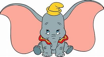 Dumbo Disney Characters 1941 Mickey Disneys Clip