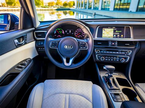 Kia Optima Inside by New 2017 Kia Optima Hybrid Price Photos Reviews
