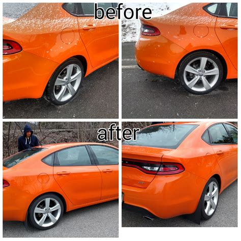 paint on bumper doesn t match car page 3