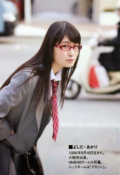 yoshida akari  entame akb daily nmb japanese