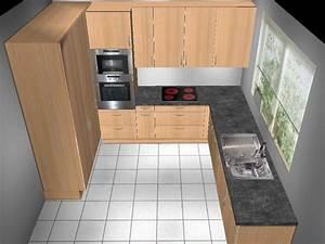 U kuche alno front buche begehbarer eck schrank rondell for Rondell küche