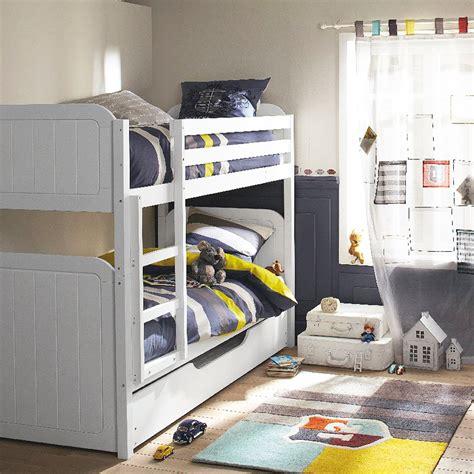 cuisine et plaisir louis chambre d 39 enfant 40 nouveaux lits mimi pour les petits lits superposés maisons du monde