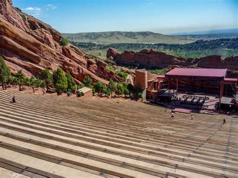 red rocks amphitheater global max