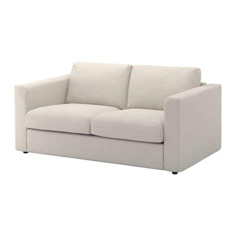 vimle  seat sofa gunnared beige ikea