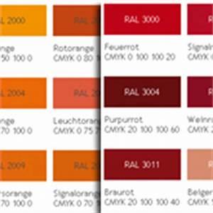 Ral Farben Rot : aktuelles rund um die farben ~ Lizthompson.info Haus und Dekorationen