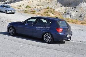 Bmw Serie 1 2014 : spyshots bmw f20 1 series lci testing autoevolution ~ Gottalentnigeria.com Avis de Voitures
