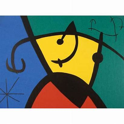 Miro Joan Abstract