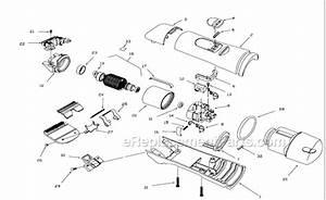 Andis Bgr Parts List And Diagram   Ereplacementparts Com
