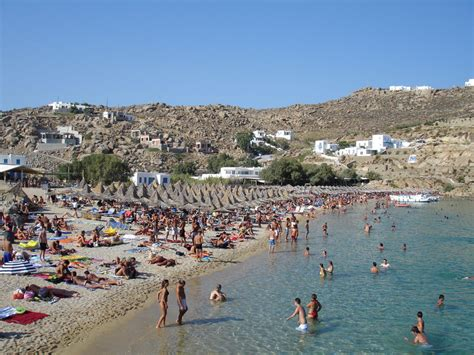 Beaches Of Mykonos Moco Choco