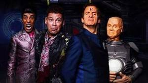 Red Dwarf cast and co-creator interview: series XII, the ...