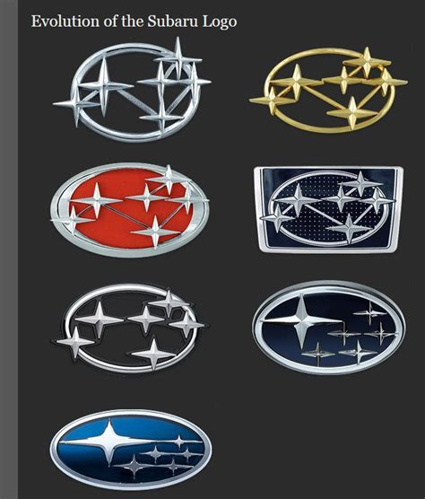subaru emblem 25 best our logo images on pinterest subaru logo subaru