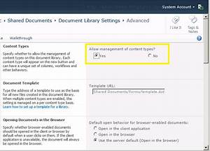 Create shortcut in sharepoint document library for Document library content type