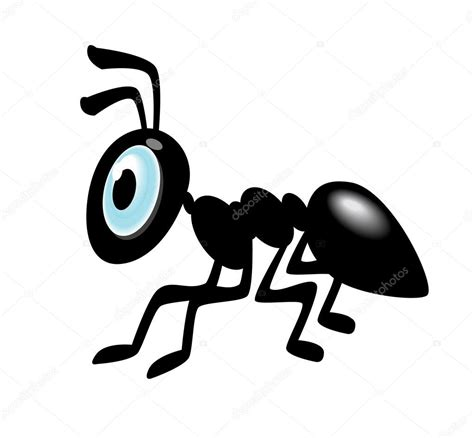 Ant Cartoon Icon — Stock Vector © KK-Inc #9470103