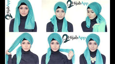 tuto turban hijab gh jornalagora