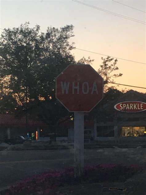 This Stop Sign Whoa Mildlyinteresting