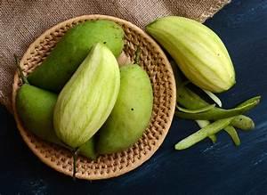 Green Mango Rice Recipe — Dishmaps