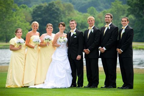 Wedding Party Pictures [slideshow]