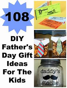108 DIY Father's Day Gift Ideas For The Kids - Lady and ...