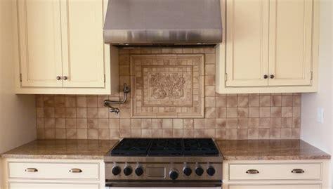 kitchen backsplash medallions decorative ceramic tile inserts roselawnlutheran