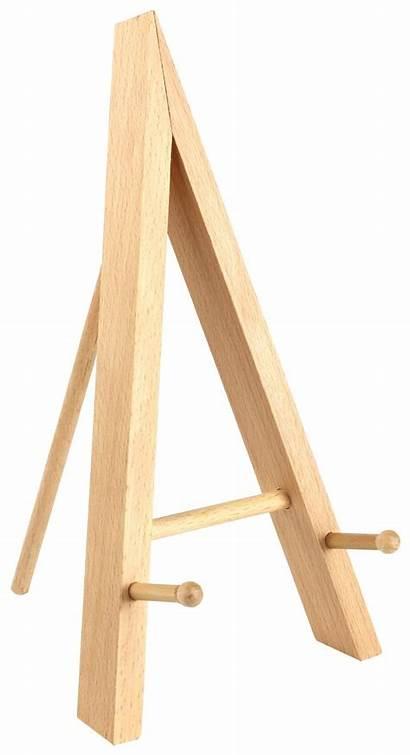 Table Wood Easel Display Tripod Plans Tabletop