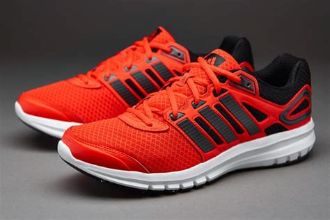 adidas duramo  mens running shoes dark orange carbon metallic black