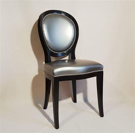 beaux sieges chaise louis xvi medaillon moderne les beaux sièges de