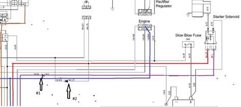 Kubotum Starter Wiring by Zg124e Ignition Problems Orangetractortalks Everything