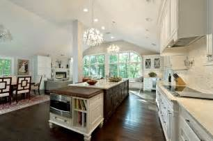 two kitchen islands 8 beautiful functional kitchen island ideas