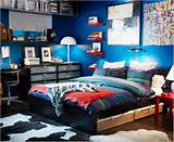 Teen boy bedroom designs