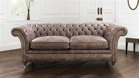 Leather Chesterfield Loveseat by Chesterfield Sofas Faq