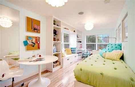 Girls Travel Theme Bedroom