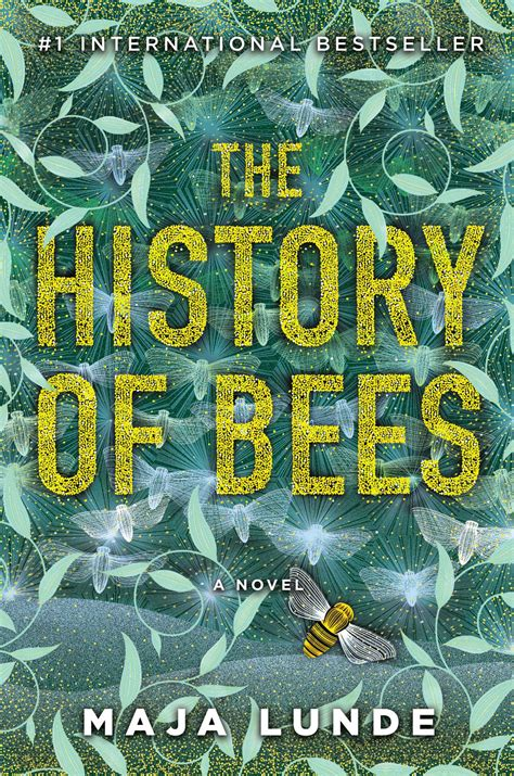 The History Of Bees  Book By Maja Lunde  Official Publisher Page  Simon & Schuster