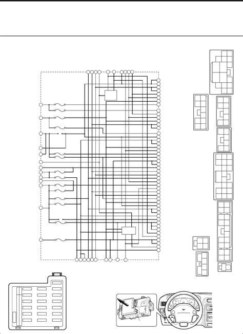 Daihatsu Navigation Wiring Diagram daihatsu mira wiring diagram car manuals diagrams fault