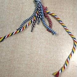 colored cotton rope cotton rope multi colored cotton rope manufacturer from