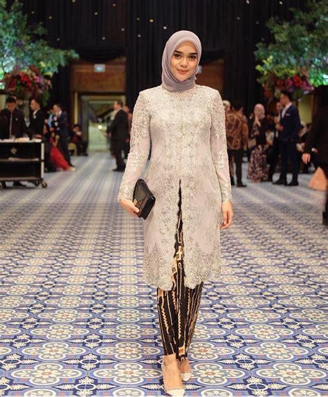 kebaya hijab model pakaian muslim model baju wanita