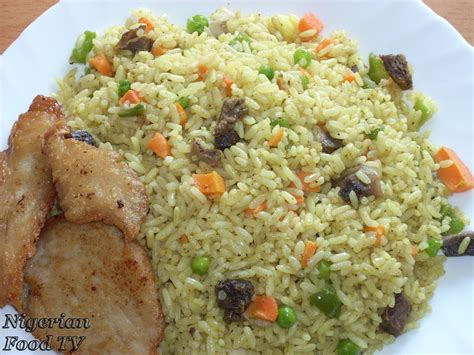 Nigerian Fried Rice, Nigerian Rice Meal Ideas, Nigerian