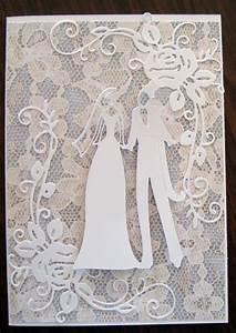 tattered lace wedding card tattered lace pinterest With tattered lace wedding invitations
