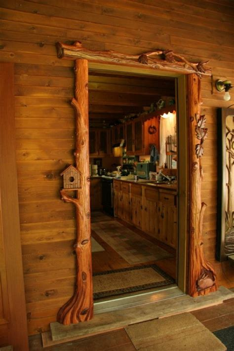 wonderful hand carved door frame home design garden