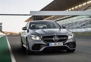 Mercedes E 63 Amg : first look 2018 mercedes amg e63 s testdriven tv ~ Medecine-chirurgie-esthetiques.com Avis de Voitures