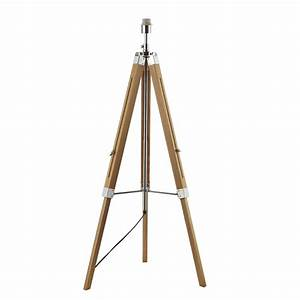 eas4943 easel tripod floor lamp base only With floor lamp with easel