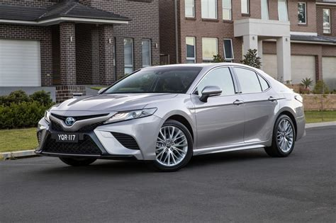 Toyota Camry Sx 2018 Review