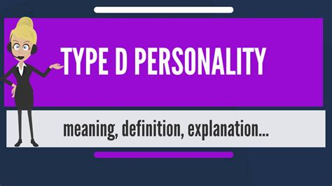What Is Type D Personality? What Does Type D Personality