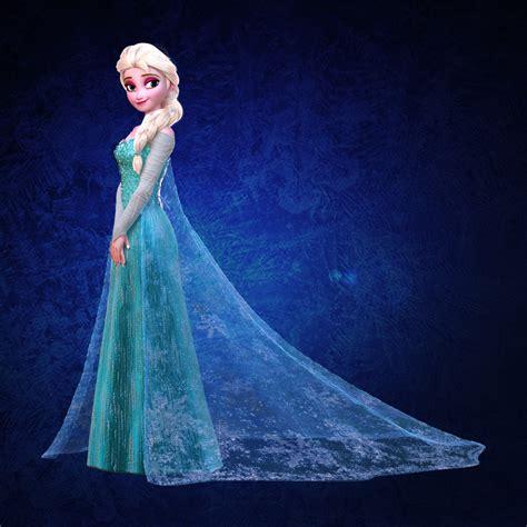 Sgwa Yang - Princess Elsa of Frozen characters