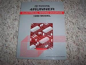 1998 Toyota 4runner Electrical Wiring Diagram Manual