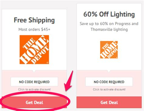home depot coupons home depot printable coupons january