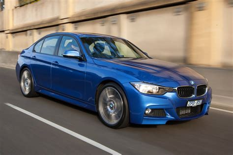 Bmw 3 Series Range Sharpened To Fight Cclass  Photos (1