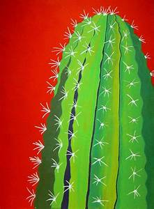 Saguaro Cactus | Acrylics, Cactus and Search
