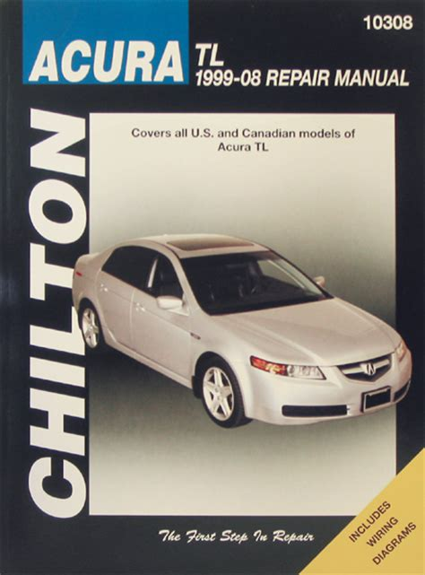 free service manuals online 1997 acura integra electronic toll collection chilton repair manual for acura tl 1999 2008 hay10308