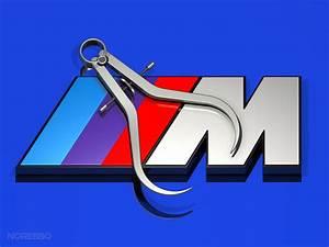 Bmw M Logo : 3d bmw m logo illustrations norebbo ~ Dallasstarsshop.com Idées de Décoration