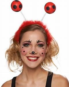 Bricolage Halloween Adulte : serre t te coccinelle adulte d guisement pinterest coccinelle carnaval deguisement et ~ Melissatoandfro.com Idées de Décoration